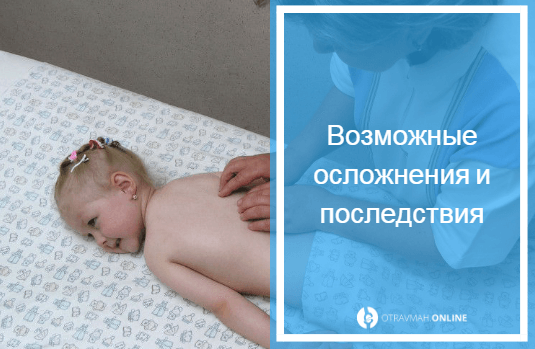 компрессионный перелом позвоночника у детей симптомы