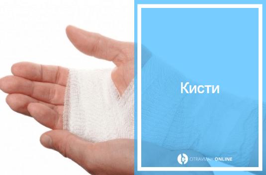 первая помощь при переломе пальца