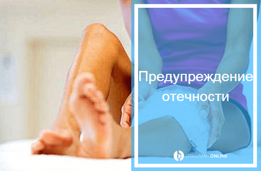 опухает и болит нога после перелома