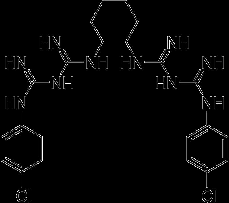 Можно ли обработать ожог хлоргексидином