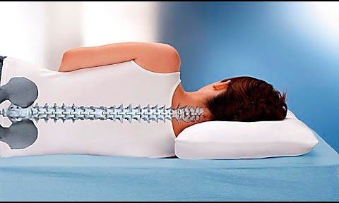 Как лучше спать если болит шея